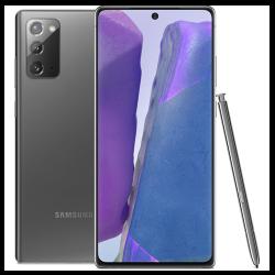 Samsung Galaxy Note 20 5G 256GB Dual Sim in Mystic Grey