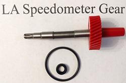 La Speedometer Gear - 36 Tooth Long Shaft Speedometer Driven Gear 52068158