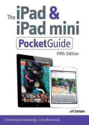 The Ipad Air & Ipad MINI Pocket Guide - Jeff Carlson Paperback
