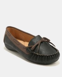 Butterfly Feet Butterfly Feet Hatti Moccasin Black clearance how much MN9AYBPdor