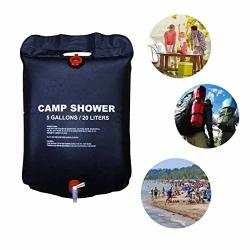 Camp Aeun Shower 5 GALLONS 20L Portable Solar Shower Bag For Ing Beach Swimming Outdoor Traveling Hiking