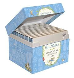 Beatrix Potter Peter Rabbit Little Library For Little Hands The World Of Peter Rabbit Gift Box Tales 1 - 12