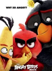 Sony Pictures Home Entertainment The Angry Birds Movie Blu-ray Disc