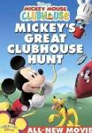 Mickey's Great Clubhouse Hunt DVD