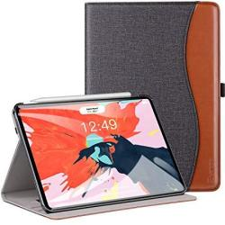 Ztotop Case For Ipad Pro 11 Inch 2018 Release Premium Leather Slim Multiple Viewing Angles Folding Stand Cover With Auto Wake sl