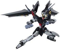 Bluefin Distribution Toys Bandai Tamashii Nations Robot Spirits Strike Noir Figure