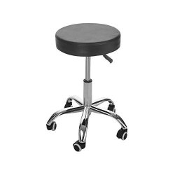 Brilliant Nibito Salon Chair Leather Adjustable Hydraulic Rolling Swivel Salon Stool Tattoo Massage Facial Spa Stool Chair Bar Office Home R3310 00 Haircare Caraccident5 Cool Chair Designs And Ideas Caraccident5Info