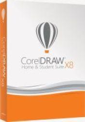 Corel Corporation Corel Coreldraw Home & Student Suite X8 Graphic Design  Software Mini-box | R | Graphics/Visual | PriceCheck SA