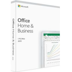 Microsoft Office Home And Business 2019 Full Packaged Product Fpp