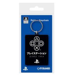Playstation Since 1994 - Rubber Key Keychain