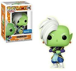 Funko Pop Dragonball Z: Zamasu Glow In The Dark 316