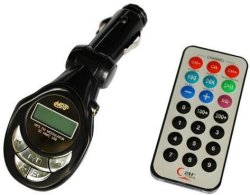 MP3 Player Fm Transmitter With Sd usb Slot And Ir Remote