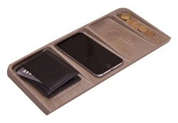Organizer Wallet Phone Coins Keys Concrete