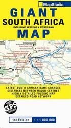 Road Map Giant South Africa
