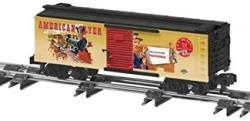 USA Lionel 6-48385 Af 1959 Catalog Boxcar