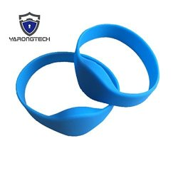 YARONG Tech 13 56MHZ ISO14443A Mifare Classic 1K Blue Nfc Rfid Silicone  Wristband Pack Of 2 | R | Handheld Electronics | PriceCheck SA