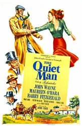 Pop Culture Graphics Quiet Man The 1952 - 11 X 17 - Style A