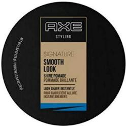 Axe Styling Smooth Look Shine Pomade 2.64 Oz Pack Of 3