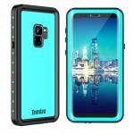 Temdan Samsung Galaxy S9 Waterproof Case. 2019 Designed Support Wireless Charging Case Outdoor Built In Screen Protector Shockpr
