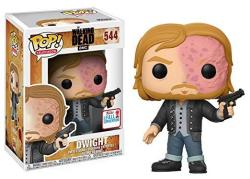 Funko Pop Television 544 The Walking Dead Dwight 2017 Fall Convention Exclusive