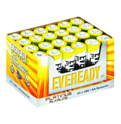 EVEREADY 24 Pack Power Plus Gold Aa Batteries