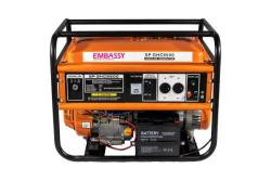 EMBASSY Generator Ghc 8500 Key Start