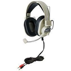 HamiltonBuhl HECHA66M - Deluxe Multimedia Headphone W mic