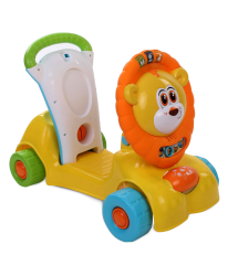 Winfun - 3 In 1 Grow With Me Lion Scooter