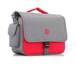 Canon Kaze Silver Camera Bag