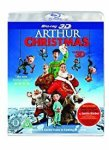 Arthur Christmas Blu-ray