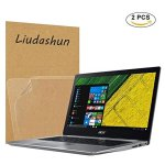 """Liudashun-USA Screen Protector For Acer Swift 3 HD Clear Lcd Anti-scratch Anti-fingerprints Guard Film For 14"""" Acer Swift 3 SF31"""