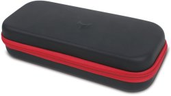 Sparkfox Premium Console Carry Case - Nintendo Switch Black And Red