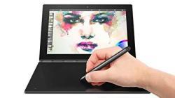 Lenovo Yoga Book - Fhd 10.1 Windows Tablet - 2 In 1 Tablet Intel Atom X5-Z8550 Processor 4GB RAM 64GB SSD Black ZA150000US
