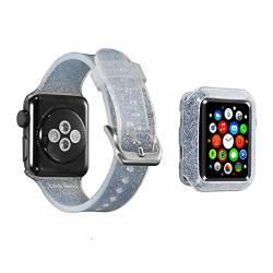 Libra Gemini Replacement Apple Watch Case And Apple Watch Band For Apple Watch 38MM Series 3 2 1