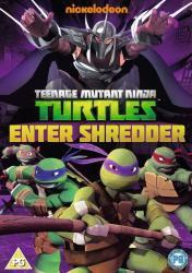 Teenage Mutant Ninja Turtles: Enter Shredder DVD