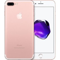 CPO Apple iPhone 7 Plus 128GB in Rose Gold