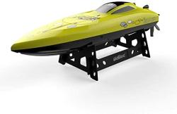 USA Aiojy High Speed 20KM H Simulation Sports Rowing Electric Toy Remote Control Boat Rc Outdoor MINI Speedboat 2.4GHZ Submarine Child Summer Ships Preven
