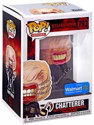 Funko Pop Movies: Hellraiser 3 - Chatterer Exclusive