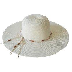 Ambelas Sun Hat - Ivory