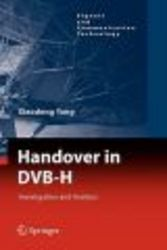Handover in Dvb-H - Investigations and Analysis