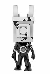 Funko Pop Games: Bendy And The Ink Machine - The Projectionist Collectible Figure Multicolor