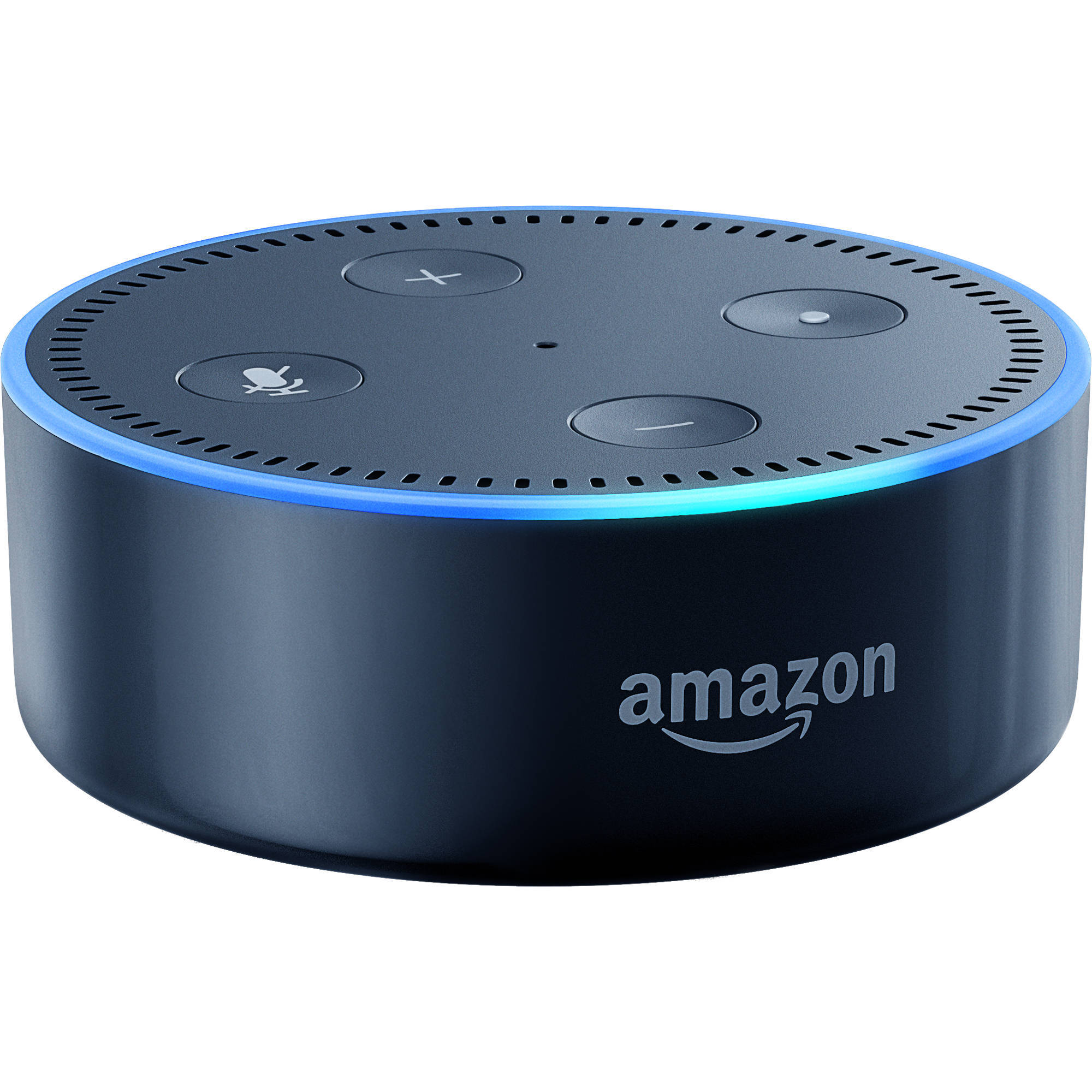 Amazon Echo Dot 2nd Generation Smart Home Assistant in Black