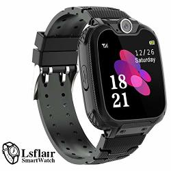 Children Smart Watches- Smart Watch Phone For Boy Girl Music Kids Watch Funny Game HD Touch Screen Sports Kid Smartwatches With Call Camera Recorder