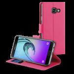 Muvit Wallet Folio Case Galaxy A3 2016 Pink