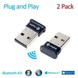 Cinolink Bluetooth 4 0 USB Adapter For Windows Linux Mac - Plug And Play  Class 1 50 Meter- Aptx 2-PACK | R610 00 | Other Adapters | PriceCheck SA