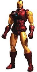 USAB Mezco ONE:12 Collective Iron Man Action Figure
