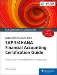 Sap S 4HANA Financial Accounting Certification Guide - Stefanos Pougkas Paperback