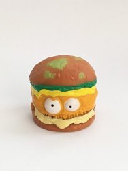 Moose Toys The Grossery Gang Season 1 1-007 Horrid Hamburger By