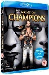 NIGHT Wwe: Of Champions 2015