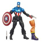 Hasbro Marvel Universe Captain America Figure 6 Inches
